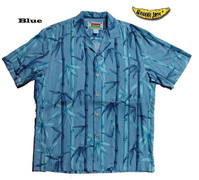 Elephant Bamboo Men's Hawaiian Shirt