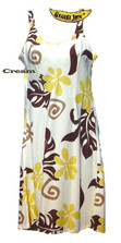 Hawaiian Sun Spaghetti Strap Hawaiian Dress