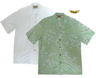 Island Ulu Men's Hawaiian Shirts