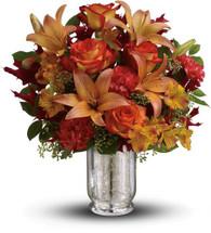 Fall Blush Bouquet