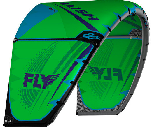 2017/18 Naish Fly Kitesurfing Kite