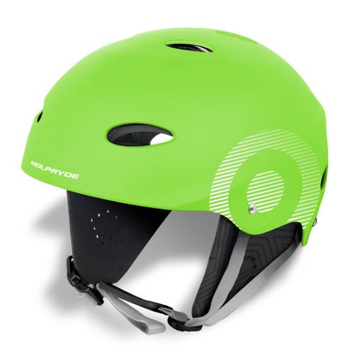 NP/Cabrinha Helmet Green 2020 Model