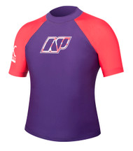 Neil Pryde / NP Skye Short Sleeve Ladies Aquasilk Rashguard shirt XS