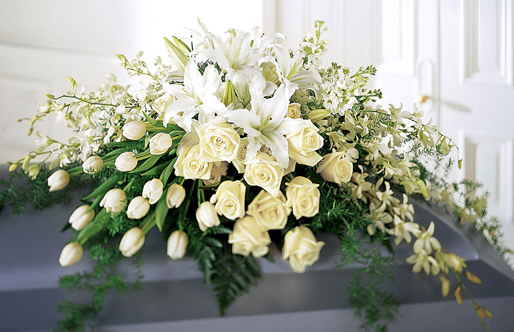 The Etiquette Of Sympathy Flowers And Funeral Floral