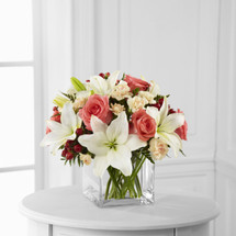 TheBlushing Beauty Bouquet