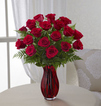 TheIn Love with Red Roses Bouquet