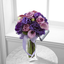 TheShades of Purple Bouquet