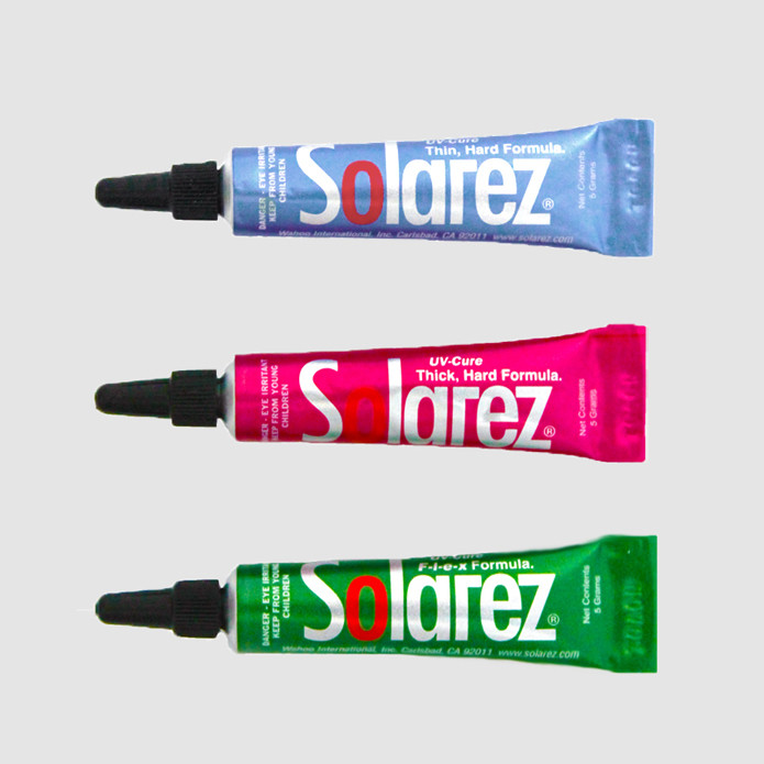 Thick Formula Solarez UV Resin