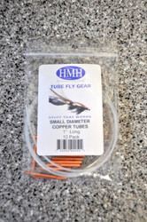 HMH Copper Tube Fly Blanks