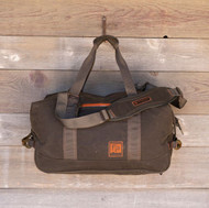 FISHPOND Jagged Basin Duffle - Peat Moss