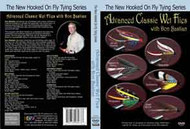 [DVD] New Hooked on Fly Tying Series: Advanced Classic Wet Flies