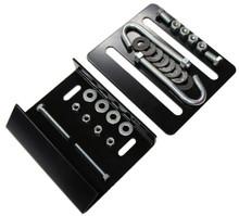 "Quality Chain CHB-2 - Bracket Kit (7""-12"" Frame)"