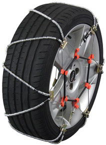Quality Chain QV343 - Volt Passenger Cable Tire Chains