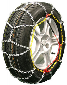 Quality Chain 1550Q - Diamond Back Passenger Link Tire Chains