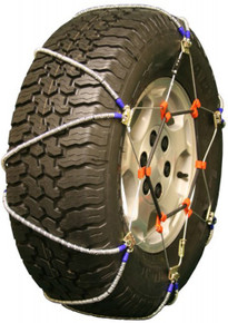 Quality Chain QV757 - Volt LT Cable Tire Chains