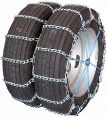 Quality Chain 4227QC - Road Blazer Dual/Triple 5.5mm Link Tire Chains (Cam)