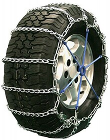 Quality Chain 2214 - Road Blazer 5.5mm Link Tire Chains (Non-Cam)