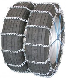 Quality Chain 4219 - Road Blazer Dual/Triple 5.5mm Link Tire Chains (Non-Cam)