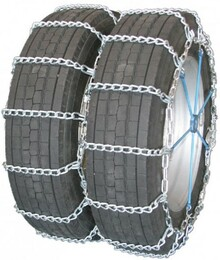 Quality Chain 4227 - Road Blazer Dual/Triple 5.5mm Link Tire Chains (Non-Cam)
