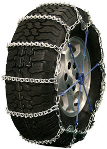 Quality Chain 2809QC - Road Blazer 5.5mm V-Bar Link Tire Chains (Cam)