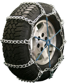 Quality Chain 2437HH - Mud Service 8mm Link Tire Chains (Non-Cam)
