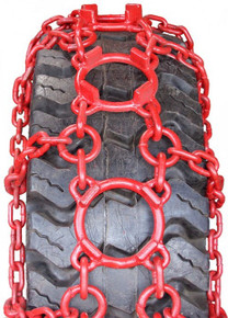 Quality Chain RAT245-19 Alloy Tight Ring Forestry Skidder Tire Chains