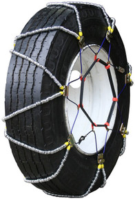 Quality Chain QV881 - Volt Cable Truck Tire Chains