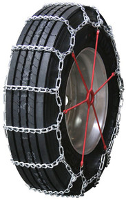 Quality Chain 2257 - Road Blazer 8mm Link Truck Tire Chains (Non-Cam)