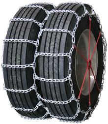 Quality Chain 4245 - Road Blazer Dual/Triple 7mm Link Truck Tire Chains (Non-Cam)