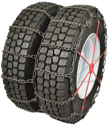 Quality Chain 4245CAML - Road Blazer Dual/Triple 5.9mm Light-Weight Alloy Link Truck Tire Chains (Cam)