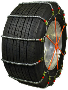 Quality Chain 3371 - King Cobra Wide Base Cable Truck Tire Chains