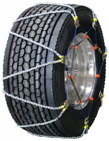 Quality Chain QV818 - Volt Wide Base Cable Truck Tire Chains