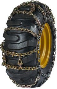 Quality Chain 8106MT - Maxtrack 10mm Alloy Square Link H-Pattern Loader/Grader Tire Chains