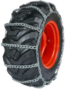 Quality Chain 0876 Field Master 10mm Link Tractor Tire Chains