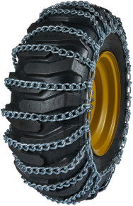 Quality Chain 2633-2 - 11mm Link Loader/Grader Tire Chains (2-Link Spacing)