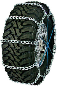 Quality Chain 3249 - Road Blazer Wide Base 7mm Link Tire Chains (Non-Cam)