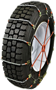Quality Chain 2371 - King Cobra Cable Truck Tire Chains