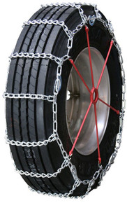 Quality Chain 2248QC - Road Blazer 8mm Link Truck Tire Chains (Cam)