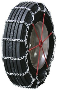 Quality Chain 2233 - Road Blazer 7mm Link Truck Tire Chains (Non-Cam)
