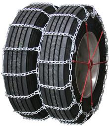 Quality Chain 4253QC - Road Blazer Dual/Triple 8mm Link Truck Tire Chains (Cam)