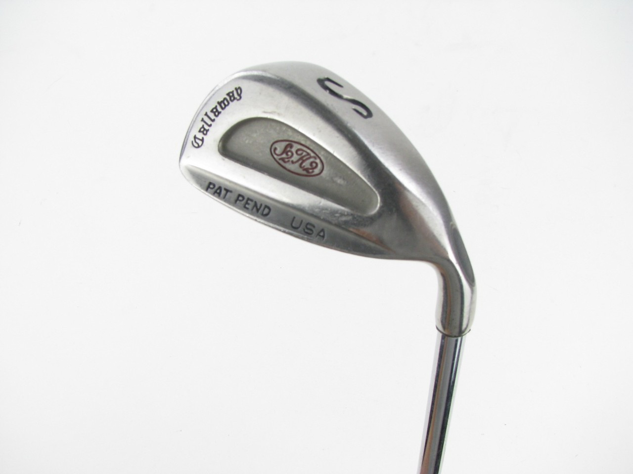 Callaway S2h2 Sand Wedge 56 W Steel Memphis 10 Clubs N Covers