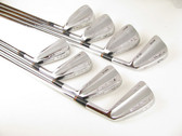 Wilson Staff FG-53 Gooseneck Forged iron set