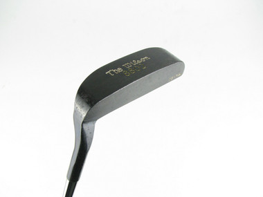 The Wilson 8802 Milled Black Putter