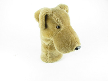 Daphne's Golden Retriever Dog Driver Headcover