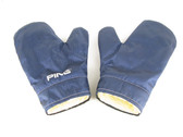 VINTAGE Ping Golf Hand Warmers BLUE