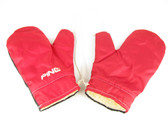 VINTAGE Ping Golf Hand Warmers RED