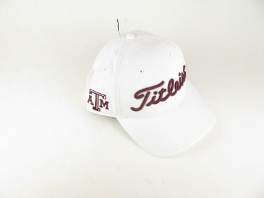 Texas A&M Aggies University College Titleist Golf Performance Hat