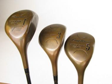 Tommy Armour Golden Scot 835 B/C Beryllium Copper woods
