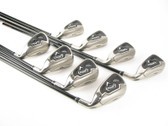 Callaway Fusion Wide Sole iron set