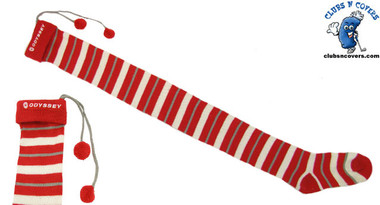 NEW Odyssey Christmas Stocking Putter SOCK